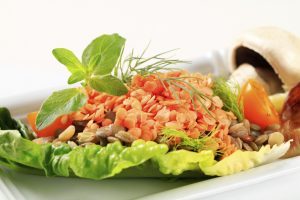 Fibre rich foods for digestive health